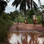 Image for the Tweet beginning: Benjamin lives in northeastern #DRCongo