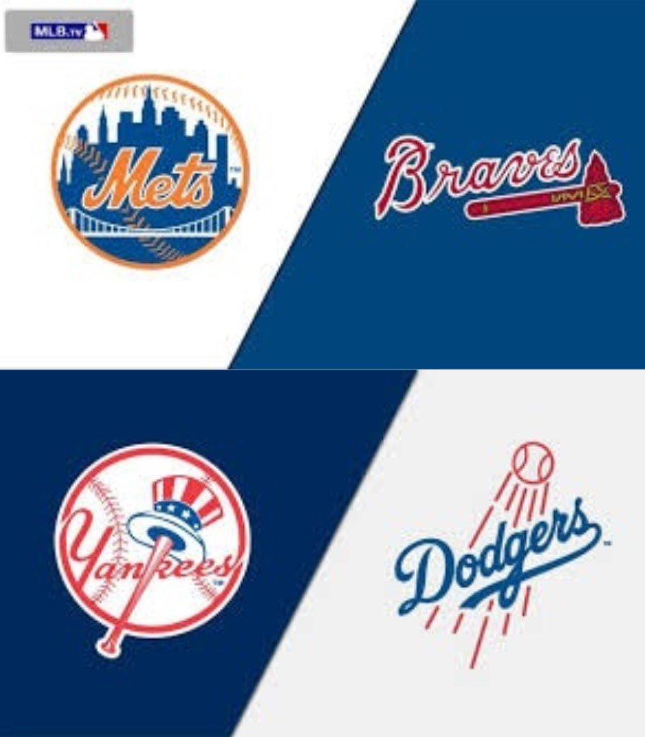 Yankee Met Action On Our TVs Today  Yankees Vs Dodgers First Pitch 4:05 pm Braves Vs Mets First Pitch 7:10 pm https://t.co/UjXPaxnVZA