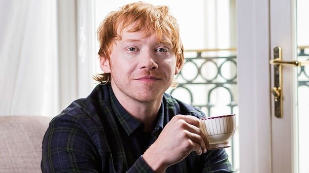 Happy Birthday to Mr Ron Weasley himself, Rupert Grint!