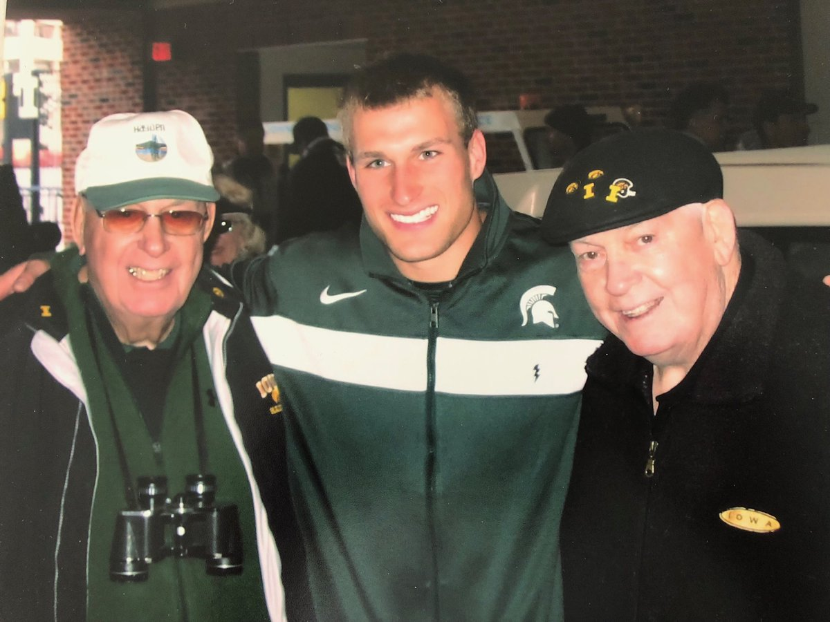 Former Iowa, NFL Player Passes Away