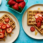 Image for the Tweet beginning: Recipe of the Day: Waffle