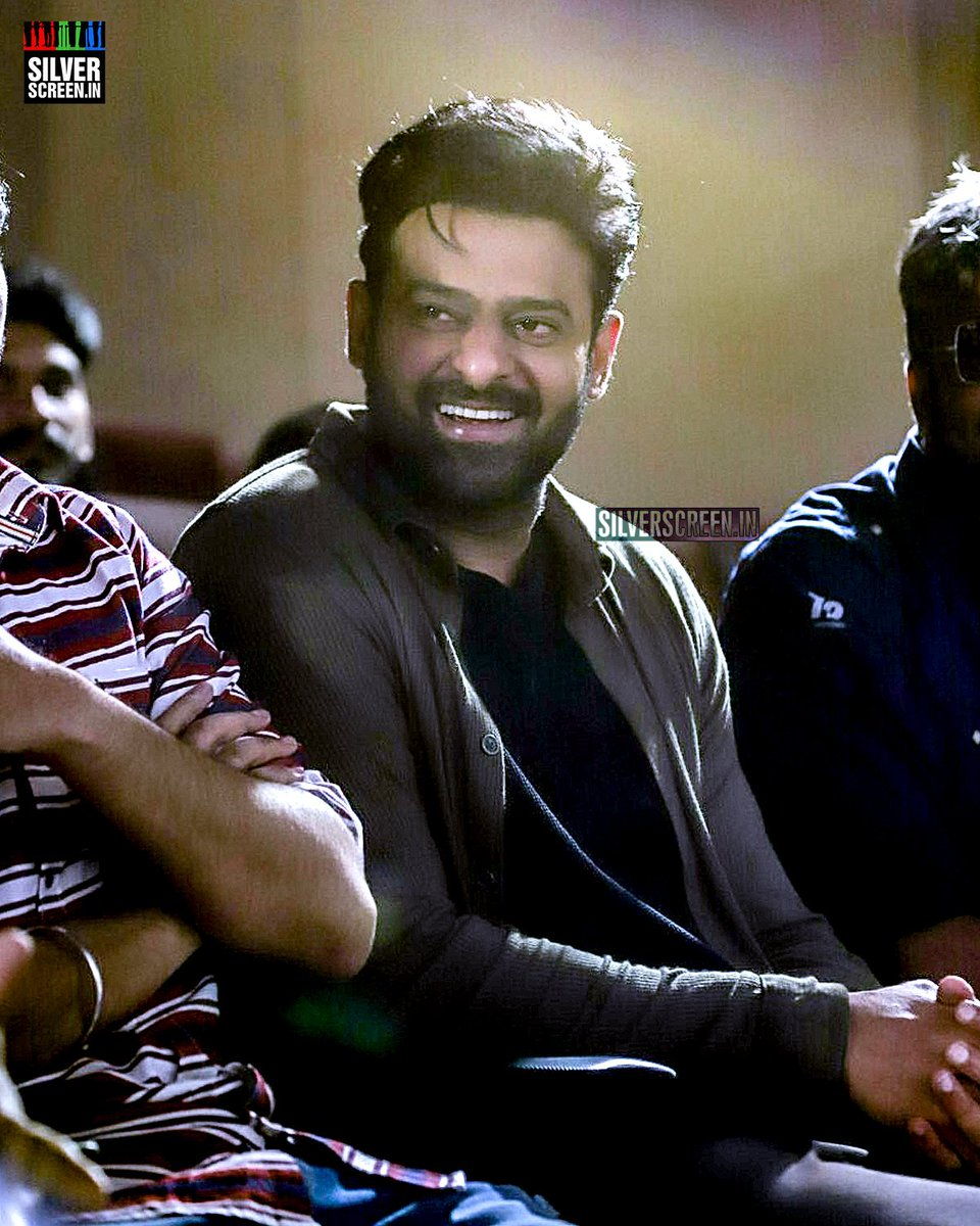 Here's one more from the event.   | #prabhas | #Saaho  |<br>http://pic.twitter.com/sxt32X9teq