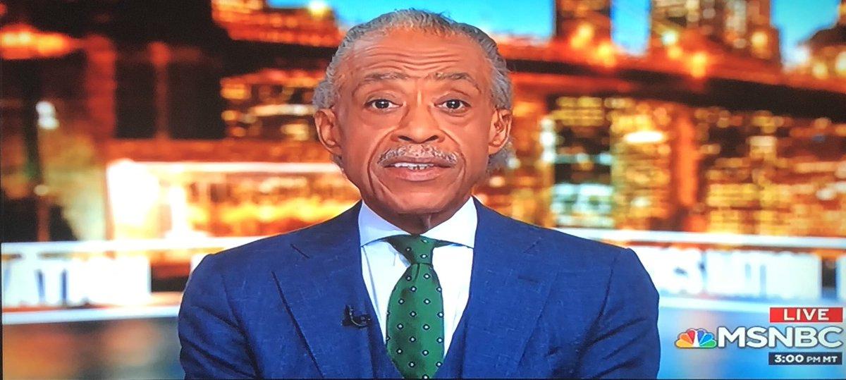I am live hosting #PoliticsNation w/ Al Sharpton, tune in to MSNBC.