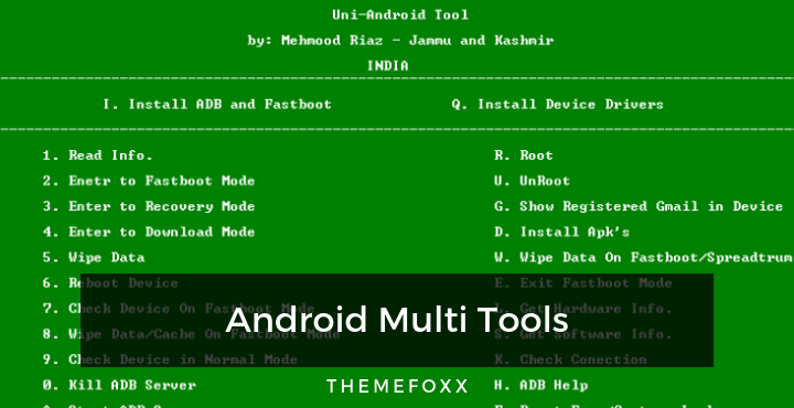 ThemeFoxx - @ThemeFoxx Twitter Profile and Downloader | Twipu