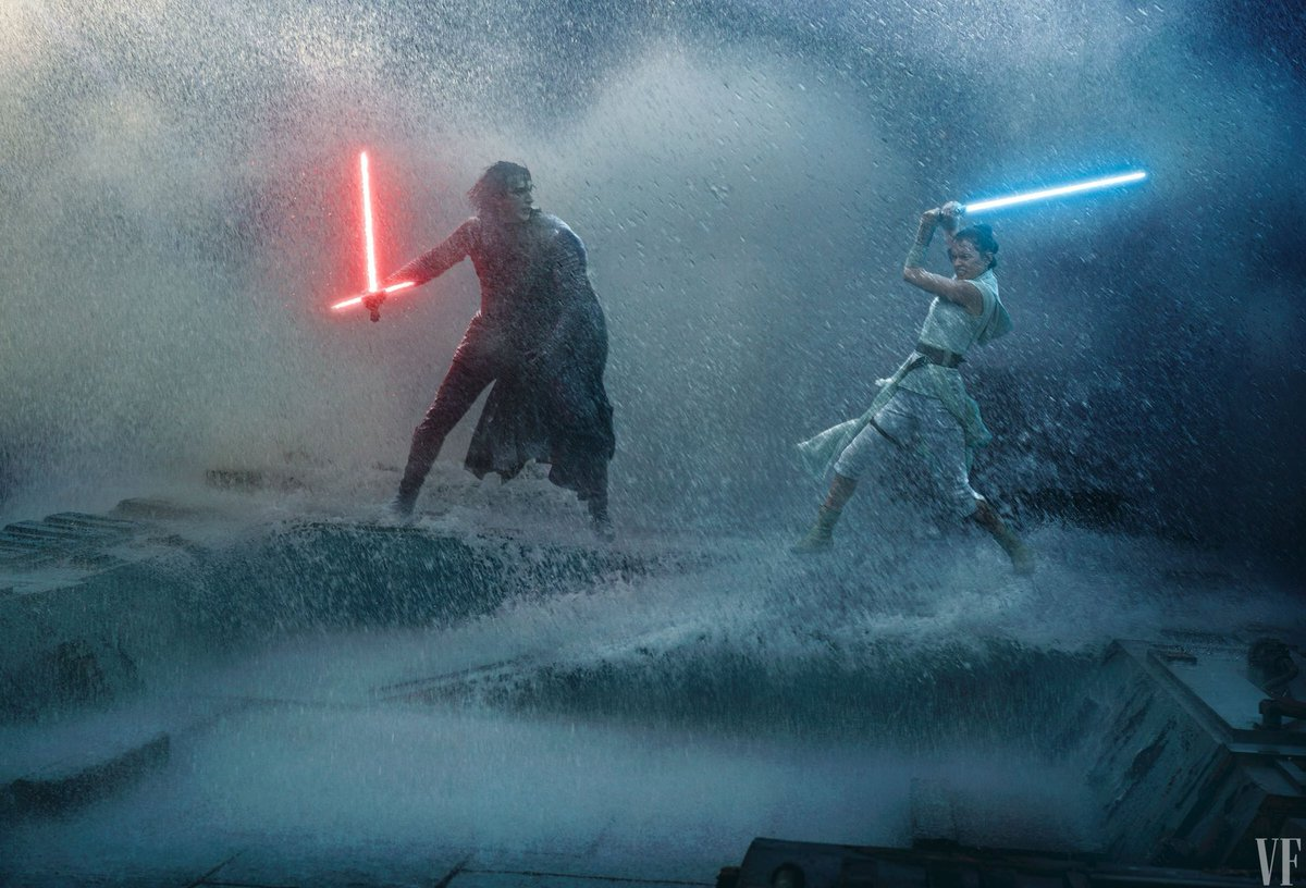 A New Rise Of Skywalker Clip Prompted Some To Question Whether Rey S Future Involved The Dark Side