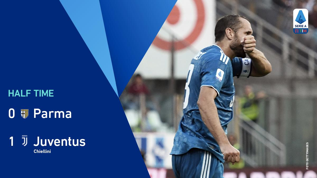 Juventus Parme Serie A
