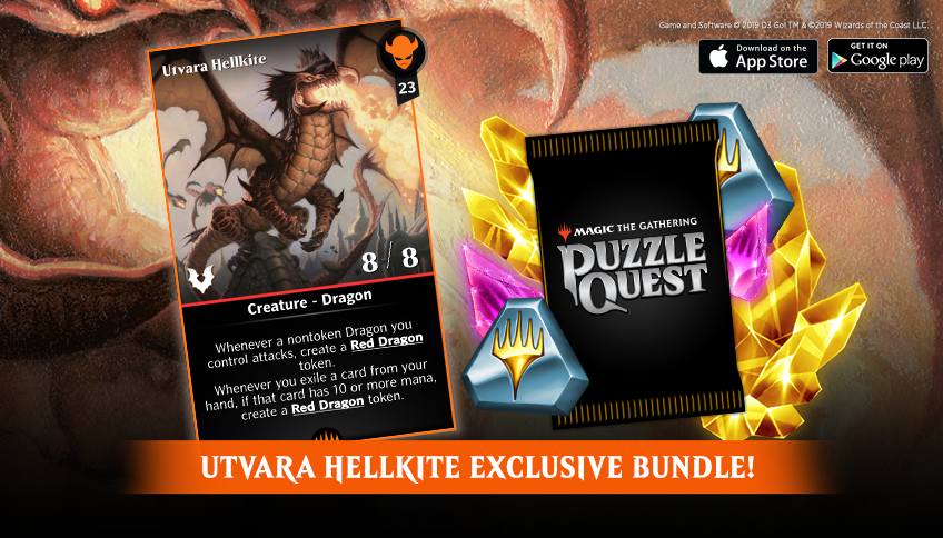 Magic: The Gathering - Puzzle Quest (@MtGPuzzleQuest) | Twitter