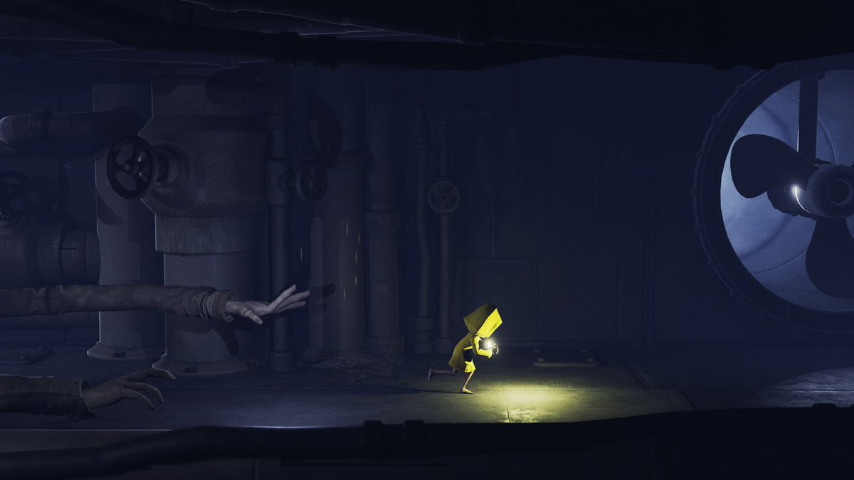 test Twitter Media - You know those dreams ☁️ where something is chasing you?   Little Nightmares is like that. Now only $4.99 at PS Store: https://t.co/oxAGQ31uX7 https://t.co/yzcuPqE9Zn
