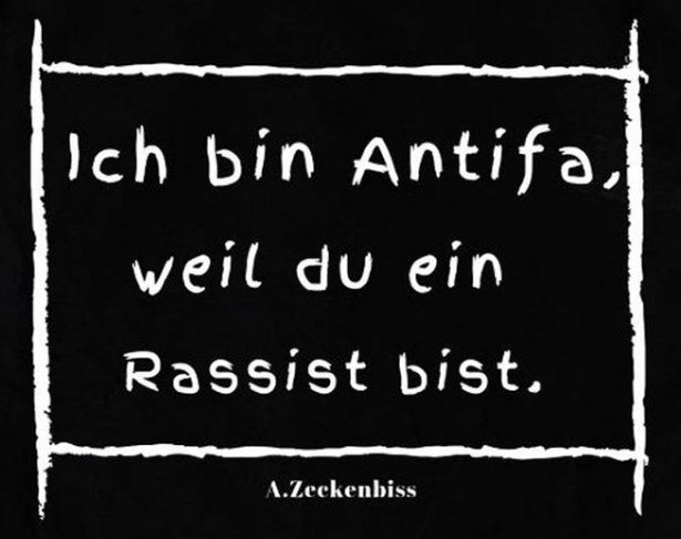 test Twitter Media - RT @AZeckenbiss: #Unteilbar #IchBinAntifa #Antifa #PrüffallAFD #NazisRaus  https://t.co/P5mgaoPdi7 https://t.co/2wAwjH6GZq