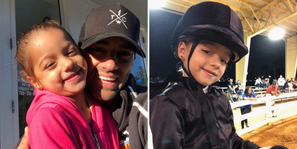 Toni Costa y su hija Alaïa comparten una divertida tarde de clases de equitación https://t.co/9tjJEQpuIR https://t.co/ibv8w5kCks