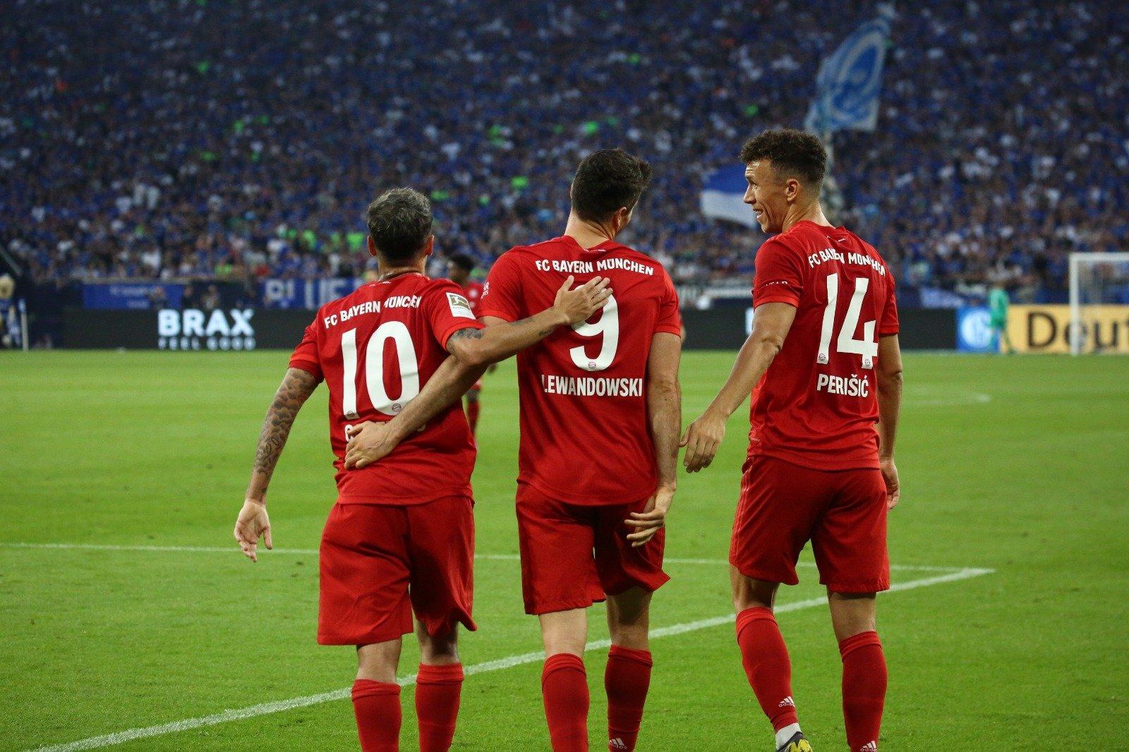 Шальке - Бавария 0:3. Хет-трик Левандовски, дебют Коутиньо, посредственный Шальке - изображение 1