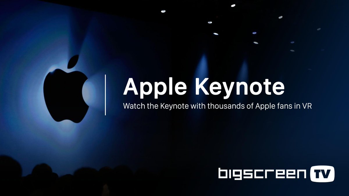 Anyone noticed the Apple event within the Oculus Quest events app? #BreakingNews #rtd #SFRTG https://t.co/eP6nBQdP8x https://t.co/pEiYcecEc2