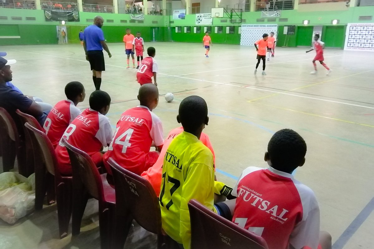test Twitter Media - Excellent opportunity for our #futsalacademy boys today being involved in the #SouthAfrica National Futsal League festival. Tough result, but a good time to learn & grow. #morethansport #football4good https://t.co/fvU2aiumdF