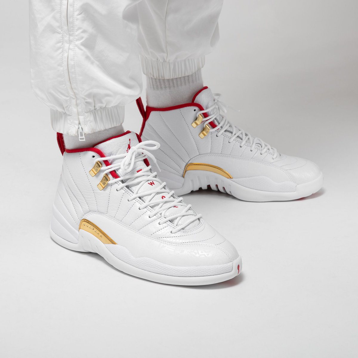 "cheap for discount 1c24a a267d Air Jordan 12 Retro ""FIBA"" celebrates the upcoming ..."