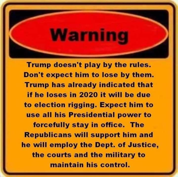 #JustMyOpinion, you can like it or not, but I want you to to be warned.