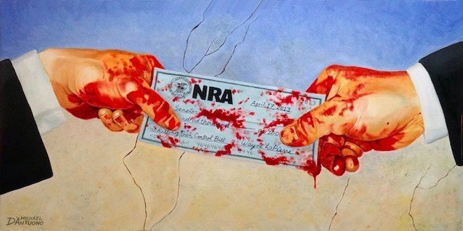 RT @AdrienneLaCava: @NRA @SenTedCruz When liberty is under assault ted cruz stands behind the money of his donors. https://t.co/cG2qEjZ4yc