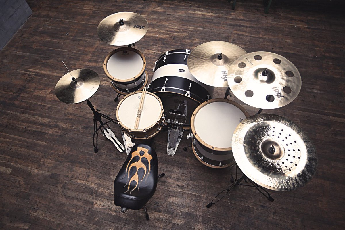 Maple Intermediate Drum Sets Kits For Sale