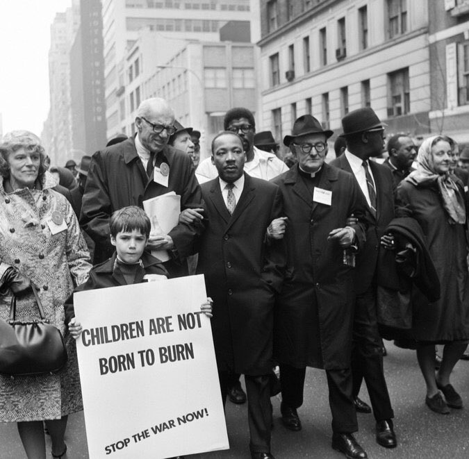 """""""Human progress never rolls in on the wheels of inevitability; it comes through the tireless efforts of men willing to be coworkers with God, and without this hard work, time itself becomes an ally of the forces of social stagnation.""""  — Rev. Dr. Martin Luther King Jr. https://t.co/mxyaiFVHeh"""