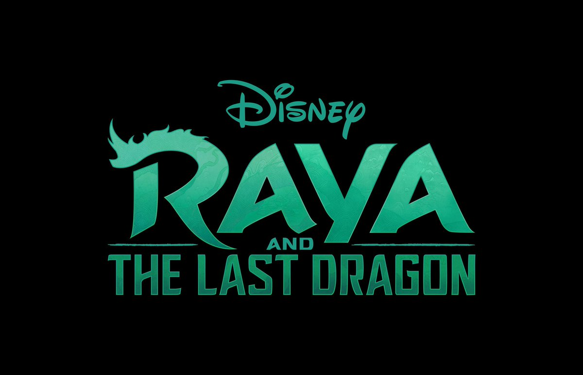 Raya and the Last Dragon 🐉  • Stars Cassie Steele & Awkwafina • Inspired by cultures of SE Asia • Combo of classic Disney & Kung-Fu movies • Set in the mysterious land of Kumandra • Raya is a warrior on the search for the last dragon in the world • Drops November 2020