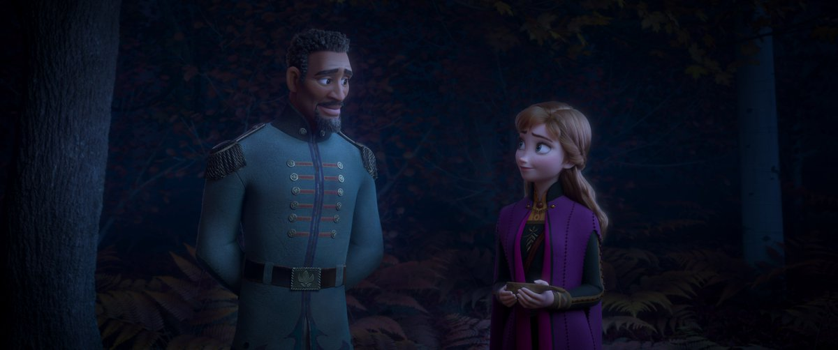Just Announced: @SterlingKBrown (Lieutenant Matthias) and @EvanRachelWood (Queen Iduna) have joined the cast of #Frozen2, coming to theaters November 22. #D23Expo<br>http://pic.twitter.com/QnKNOxq0U4