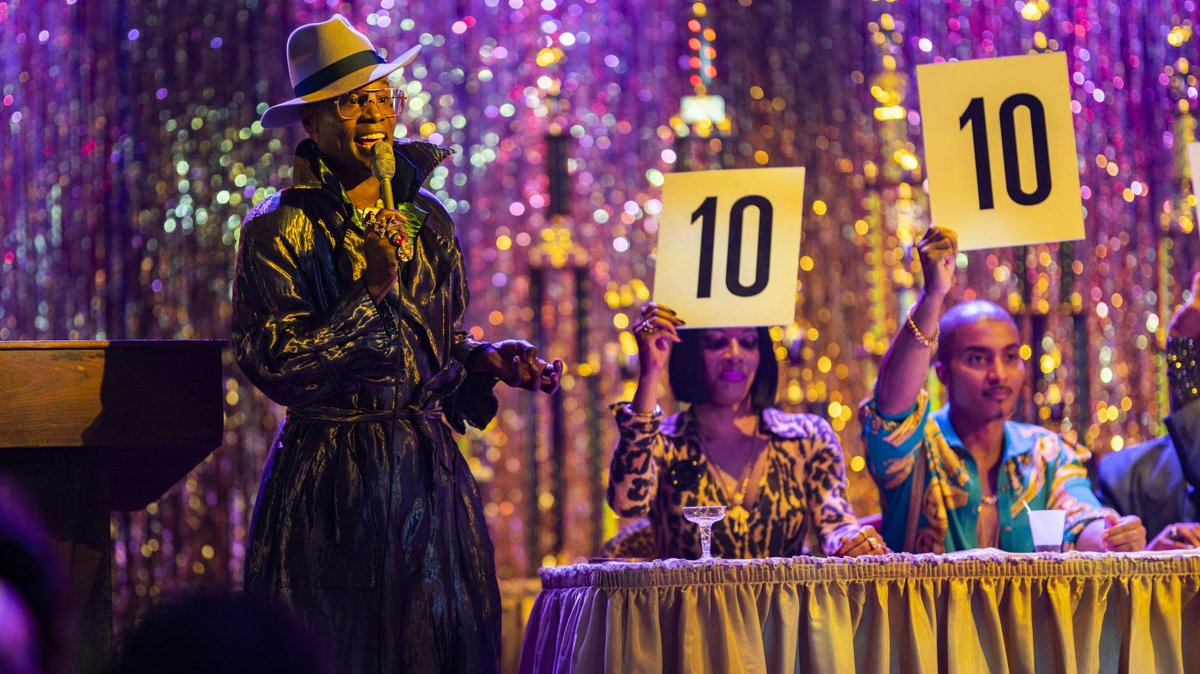 With Billy Porter at its center, @PoseOnFX provides a vital reframing of queer history. undf.td/2LdoRyb