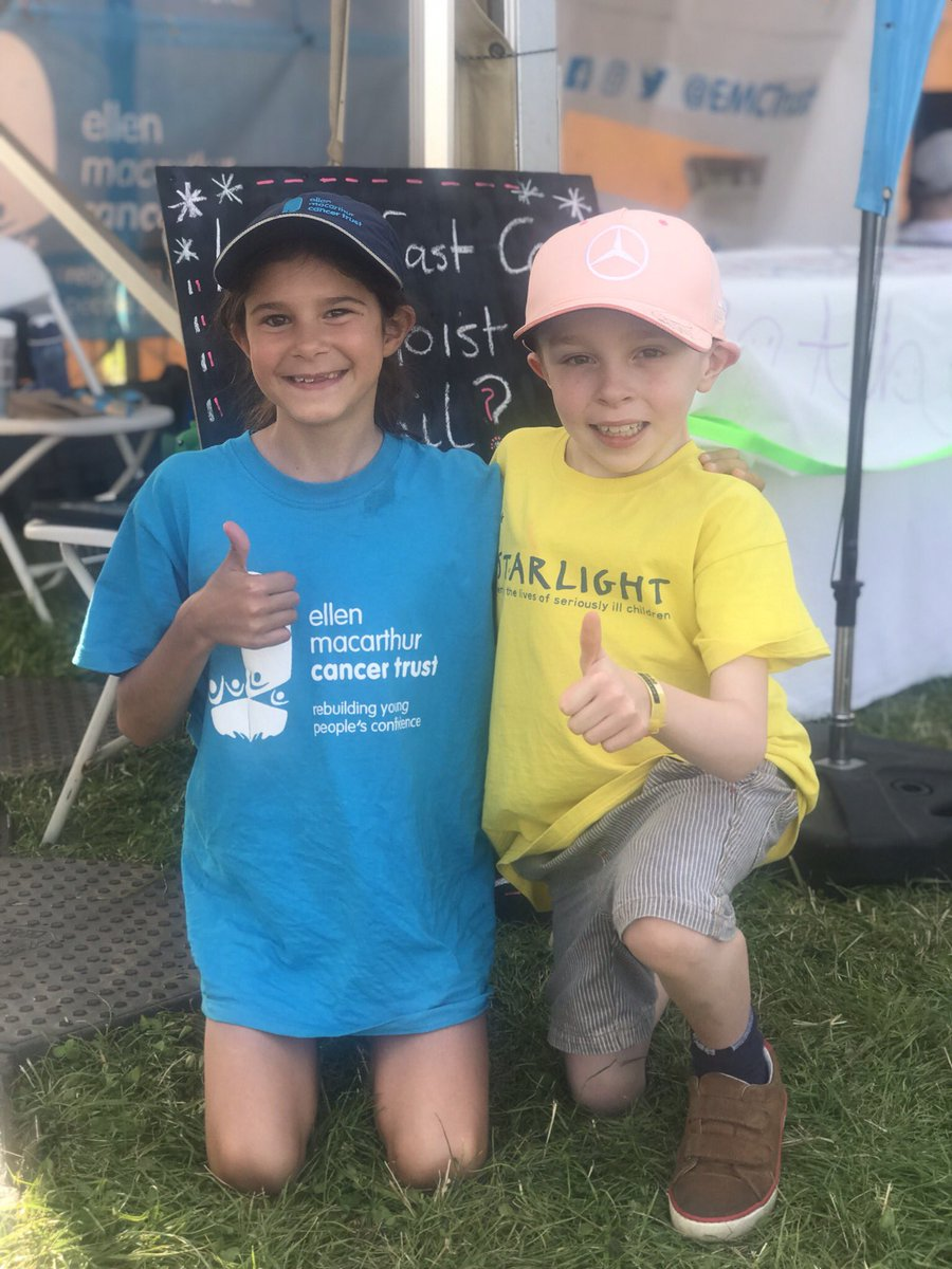 Great day at @Carfestevent South ☀️ Such a wonderful friendly atmosphere, we met so many lovely CarFesters that are all here this weekend to #DoMoreGood for young people 👍