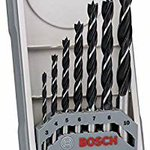 Image for the Tweet beginning: Bosch X-Pro Wood Drill Bit