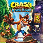 Image for the Tweet beginning: Crash Bandicoot NSane Trilogy (Xbox