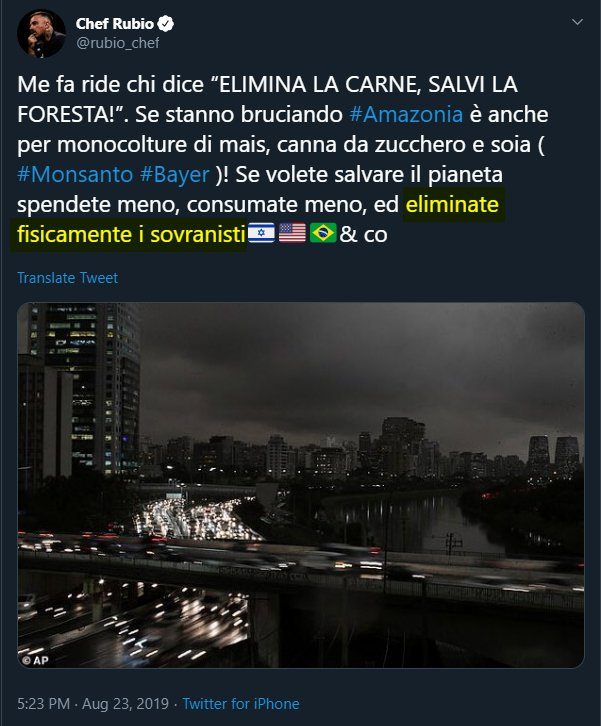 #ChefRubio