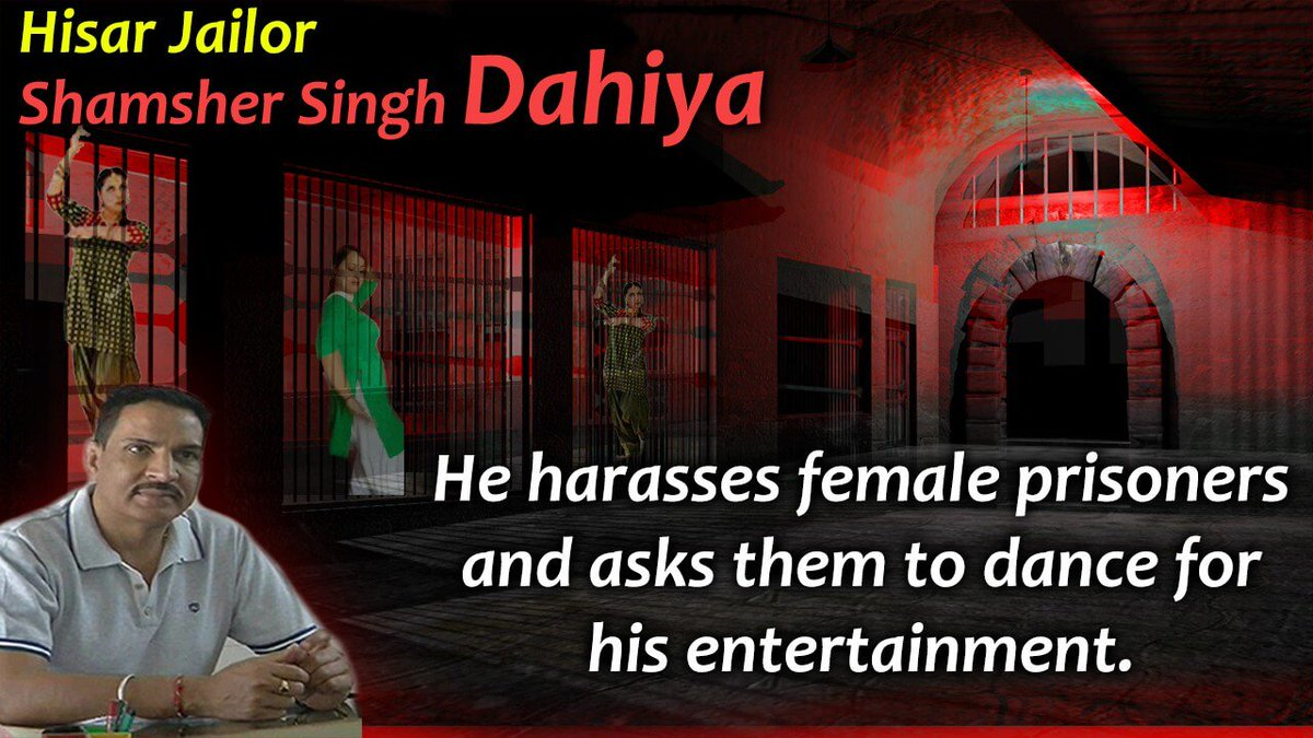 #JulmiJailor_InHaryana He is animal  or human. Jailor Dahiya is one of the most wanted  animal in our country. <br>http://pic.twitter.com/FXBJ86xqCo