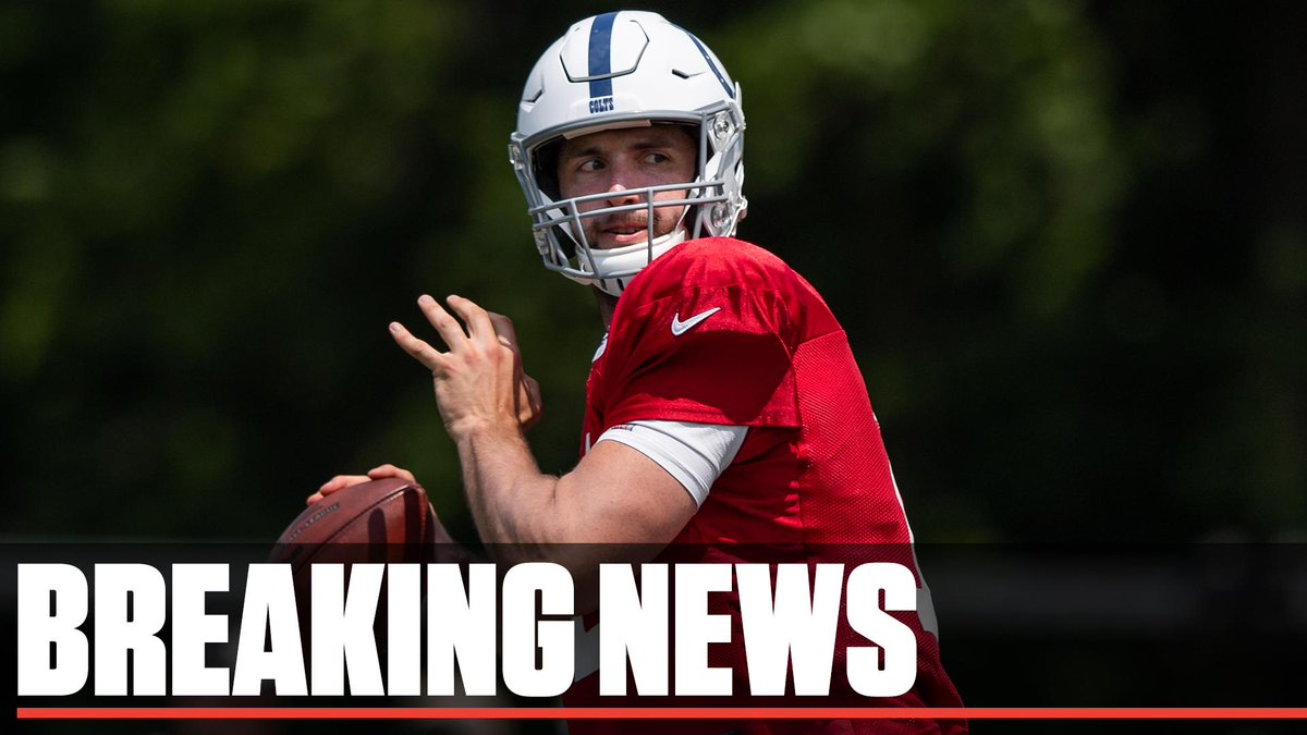 Breaking: Andrew Luck has informed the Colts he is retiring from the NFL, a league source tells @AdamSchefter.  There will be a press conference Sunday to make it official, but Luck is mentally worn down, and now checking out.<br>http://pic.twitter.com/9qwpWjfdYX