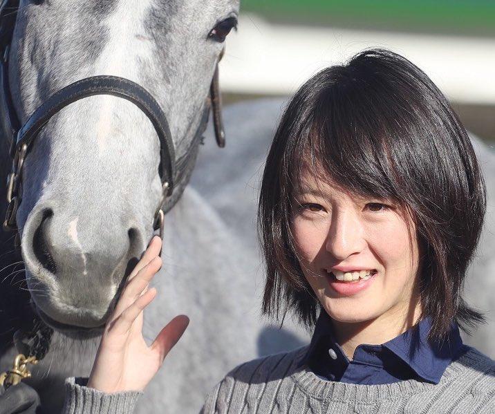 藤田菜七子に騎乗されたい人生だった