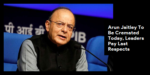 Lead story now on http://ndtv.com#ArunJaitley, former Finance Minister died at Delhi's AIIMS hospital yesterday.Read here http://ndtv.com/india-news/arun-jaitley-senior-bjp-leader-and-former-union-minister-dies-at-66-2089743… #NDTVLeadStory