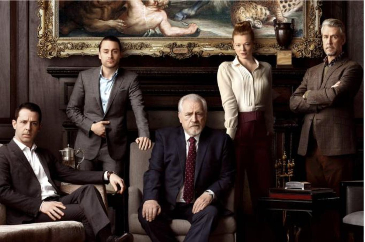 Am I the only designer whos noticed that @Succession_HBO neatly summarizes the five basic types of horrible client? A quick & depressing thread 1/