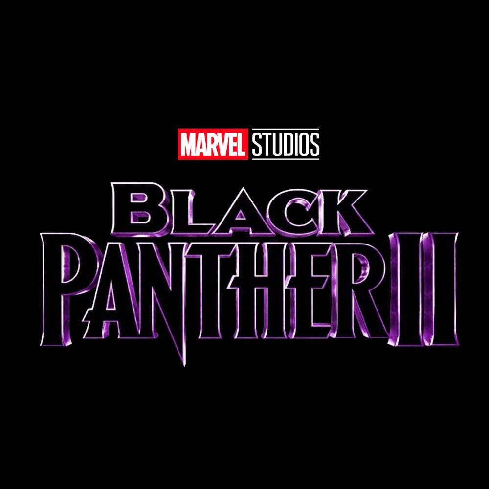 #BlackPanther2 #BlackPanther Official Logo #RyanCoogler #D23Expo #Disney #DisneyStudios #waltdisney #MarvelStudios #Marvel #PixarOnward #Mulan #BlackWidow #TomHolland #JungleCruise #SheHulk #MsMarvel #MoonKnight #Eternals #Maleficent https://t.co/dfyJ1bReGL