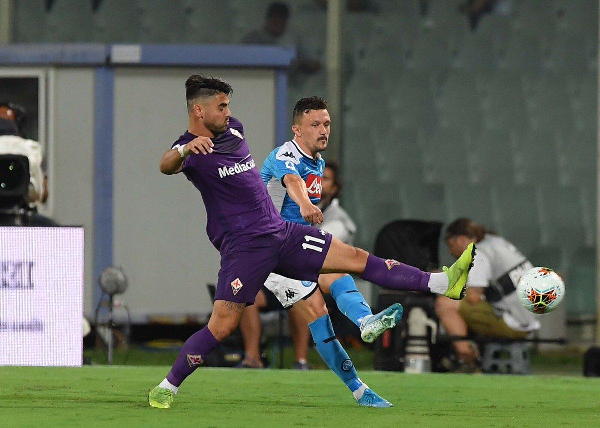 #FiorentinaNapoli