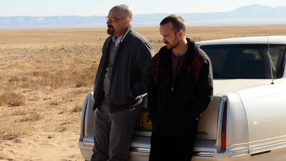 Netflix drops official teaser and poster for the #BreakingBad movie, headed to the streamer this Fall  http:// thr.cm/q6OdSN     <br>http://pic.twitter.com/3nxP5tf4M8