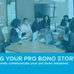 Image for the Tweet beginning: For corp #probono practitioners, sharing