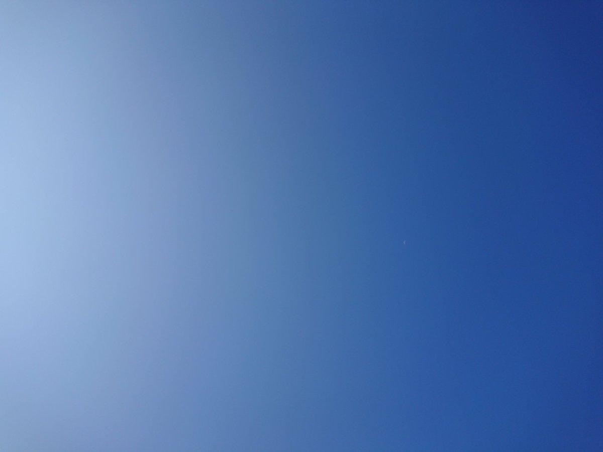 おはようございます☀ 今朝も良い天気〜🤗🤗 いまそら 横浜市(鎌倉寄り) #golf897  #take1134 #いまそら #イマソラ  #クロス #FMやまと #joqr https://t.co/WSghlG8GcP