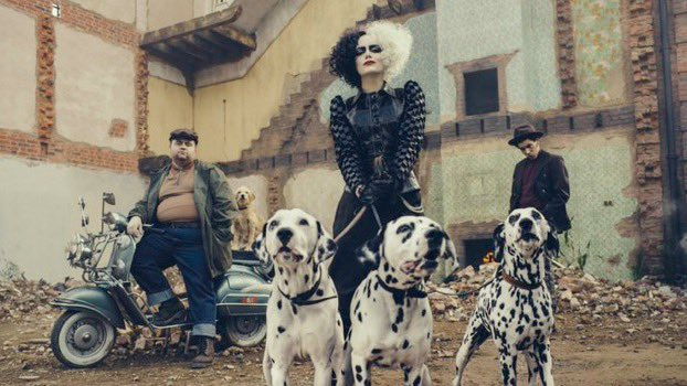 I LOVE the new Siouxsie and the Banshees cover!! #EmmaStone #Cruella https://t.co/H2iceviFqz