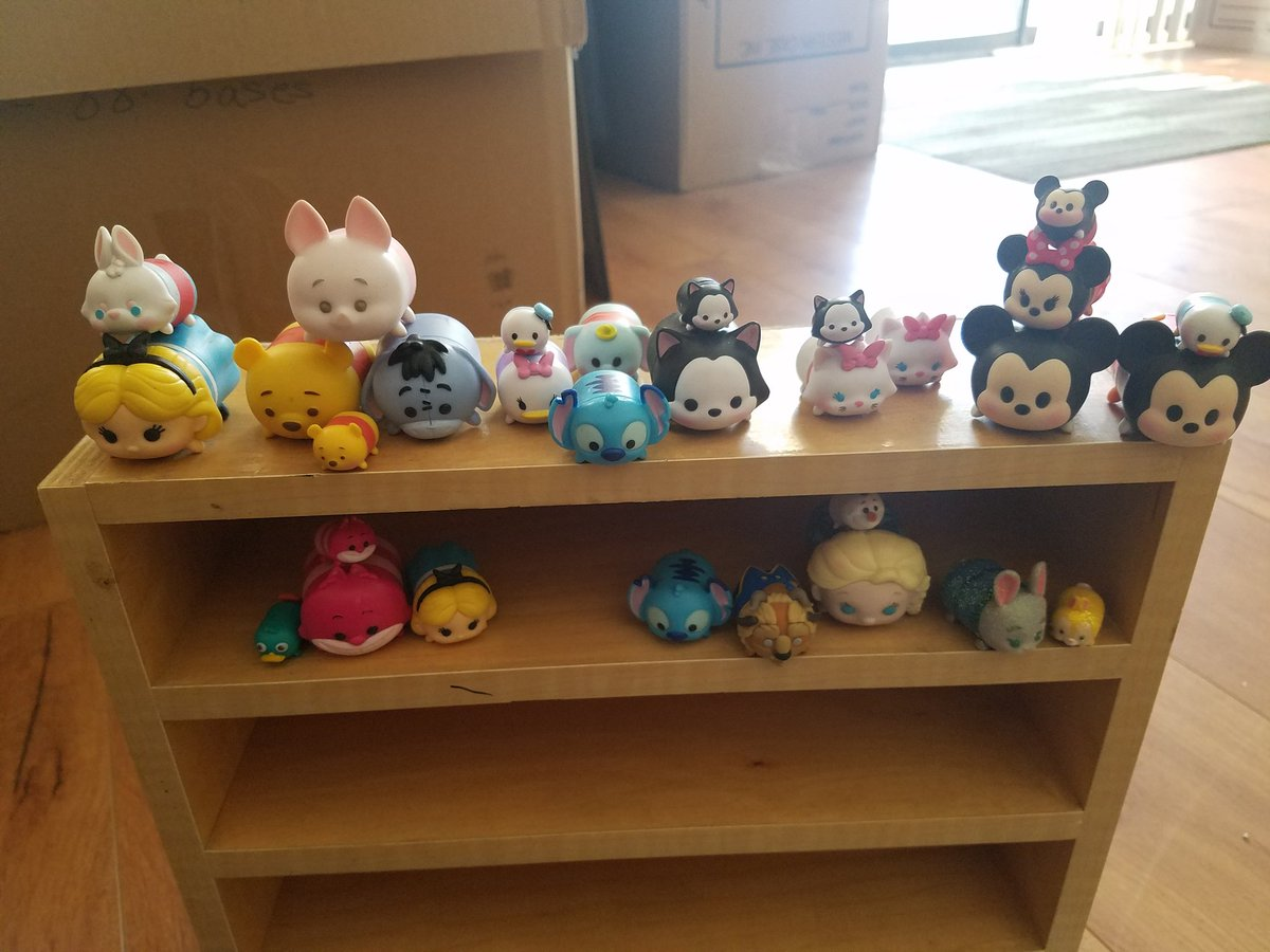 Tiny piece of my collection. TsumTsum's make me smile<br>http://pic.twitter.com/10UZVEPCnz