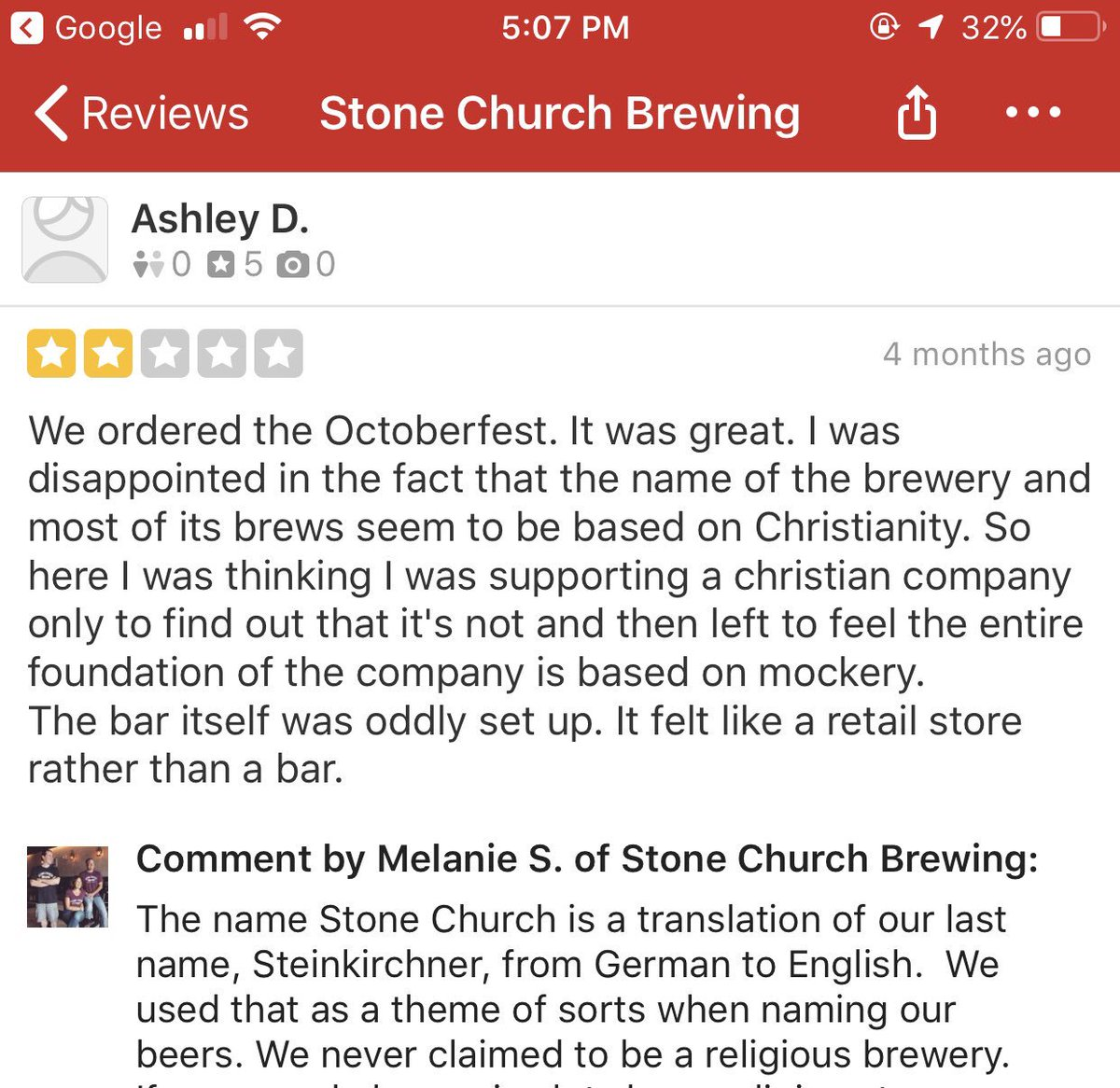 Researching breweries for an upcoming trip and now im mad as hell