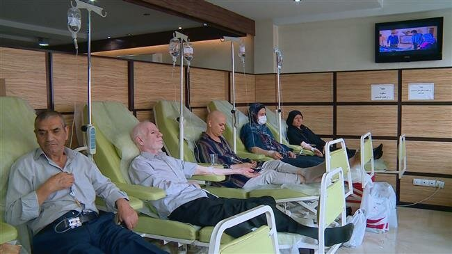 #Iran: Relatives of #cancer patients blame #US #sanctions for scarcity of medications ptv.io/2lqr