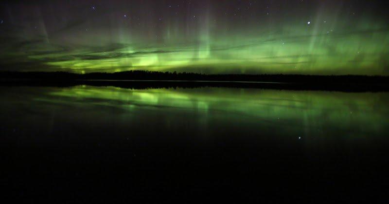 Northern lights brighten trail's night sky   #capturemn #Mnlakelife #lighthouses  https://t.co/fU99J1rjFW https://t.co/UUdbqG2R1D