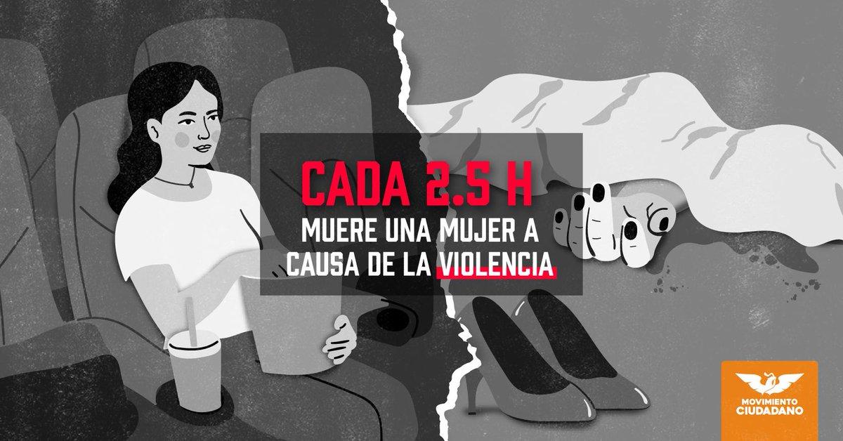 Salir al cine o a cualquier espacio público no debería ser motivo de intimidación o violencia para las mujeres, lamentablemente esta no es solo una cifra, es la realidad que se vive en nuestro país. Seguiremos alzando la voz para poner un alto a la violencia de género.