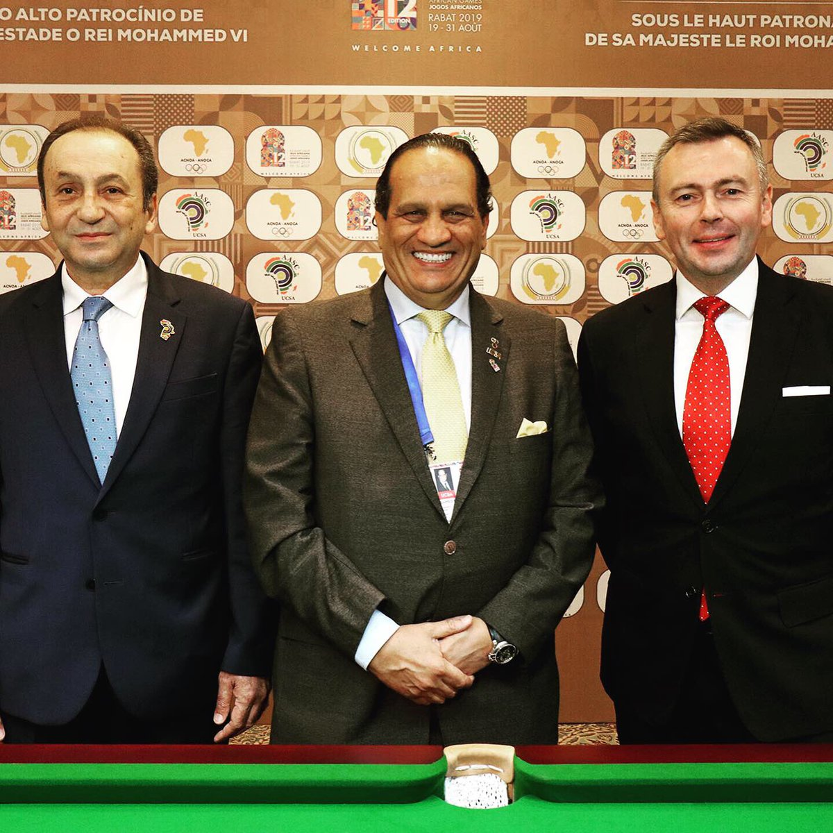 test Twitter Media - 📰 REPORT | Moroccan snooker players dominated on home soil this week by claiming a trio of gold medals as the sport was contested at the African Games for the first time in its history.  Full story 👉🏻 https://t.co/TaC84167xd  #Cue4All https://t.co/VptTRhgpdb