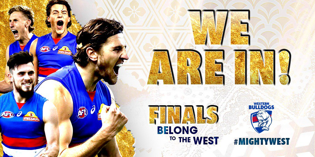 Finals Belong To The West   #MightyWest <br>http://pic.twitter.com/ussTHnc4i5