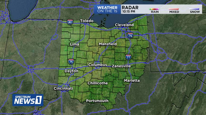 Here is the latest view of the Spectrum News 1 StormTrack Doppler Radar across Ohio. For the latest statewide weather information, visit https://t.co/b1Uud57RaE. #OHwx #RadarUpdate https://t.co/plNhGXijkj