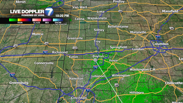 The latest look at Live Doppler 7 radar. Track it all on the @whiotv weather app: https://t.co/l5pZHCbBdT #whiowx https://t.co/1pD7ZXTvJY