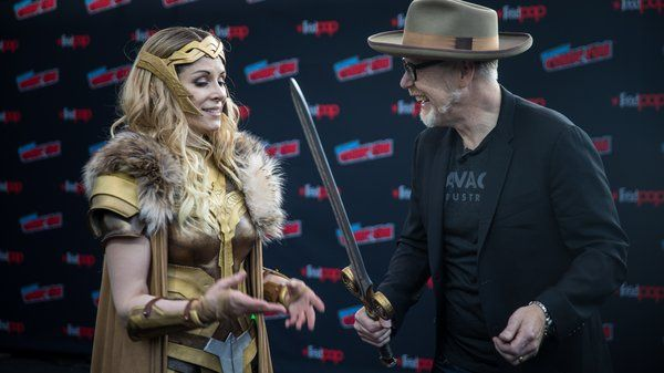 .@DownenCreatives Cosplay at @NY_Comic_Con (2018) Well be seeing her again THIS year, too, so stay tuned! bit.ly/2RRF0eV